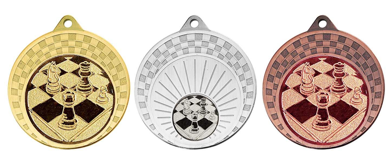 Medaille BG002