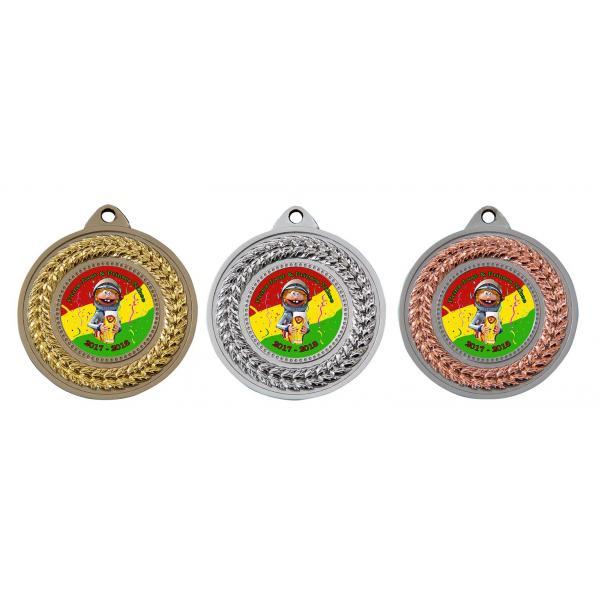 Medaille BM008