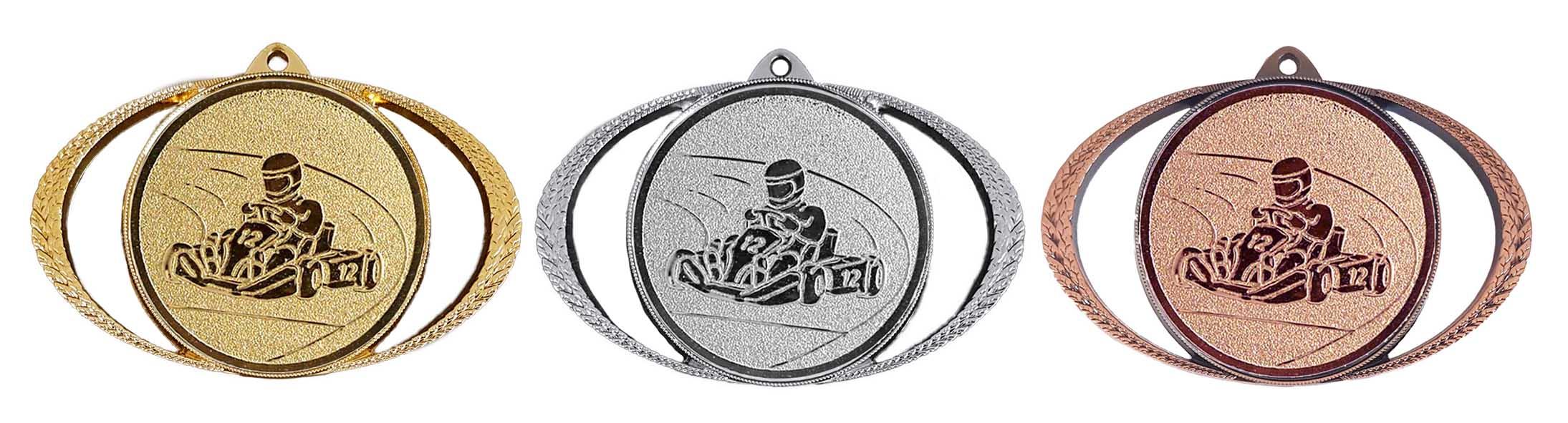 Medaille BS001
