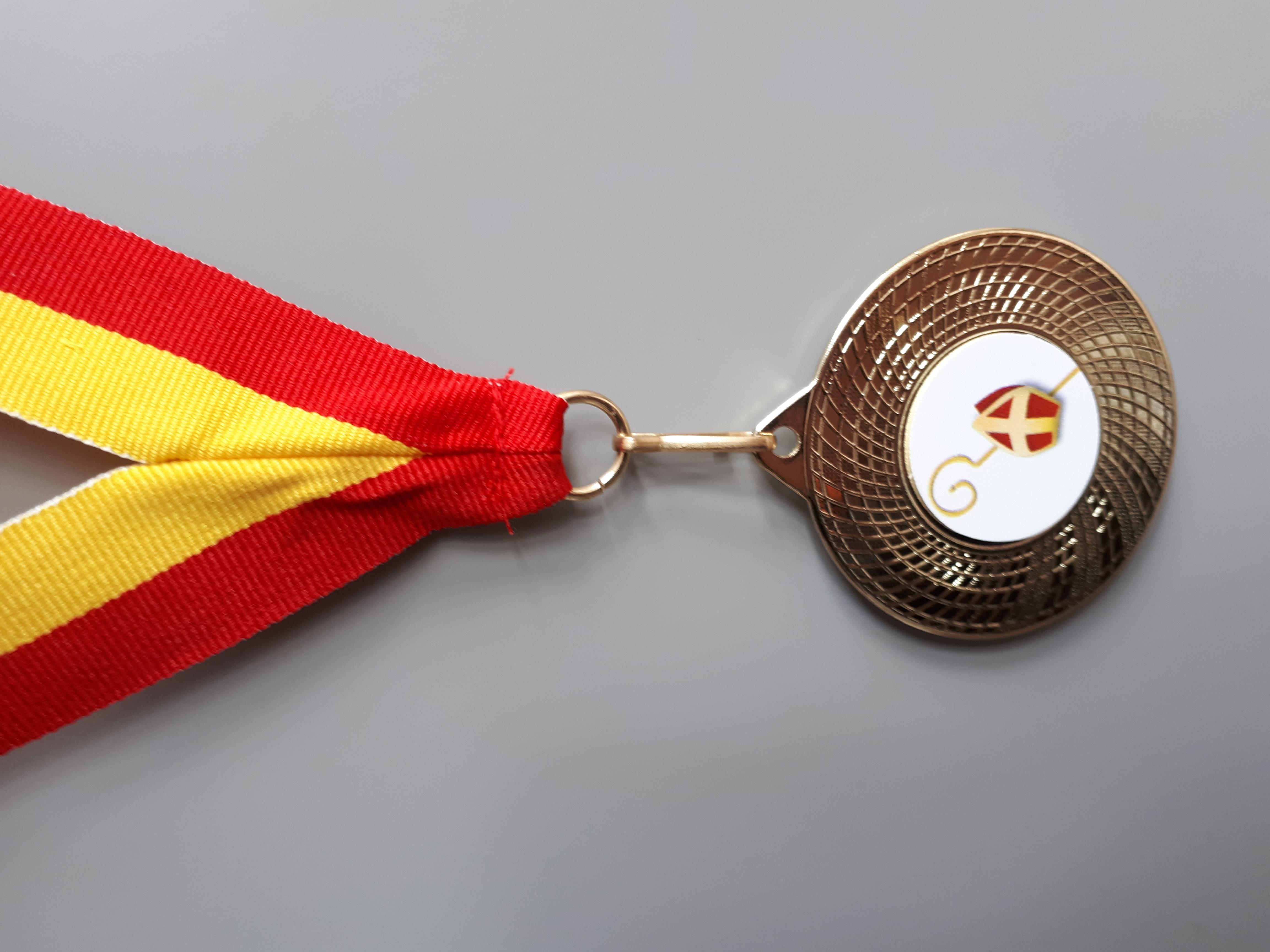 Sint en Piet medaille